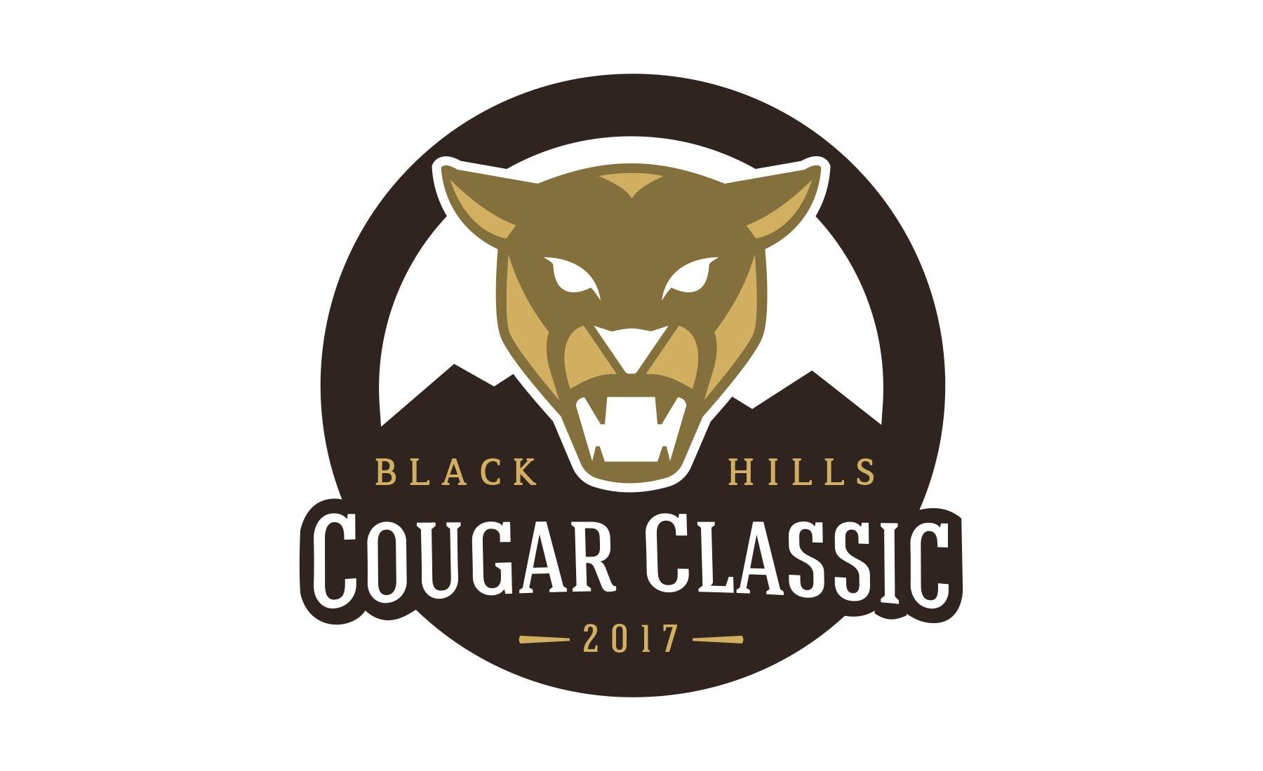 Black Hills Cougar Classic logo