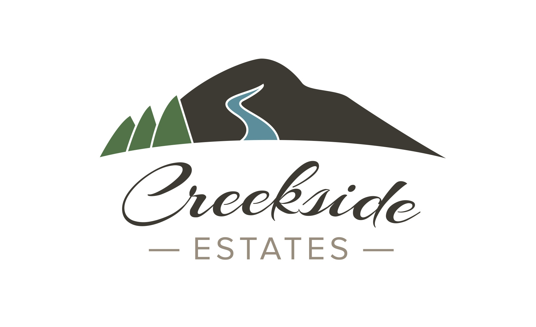 Creekside Estates logo