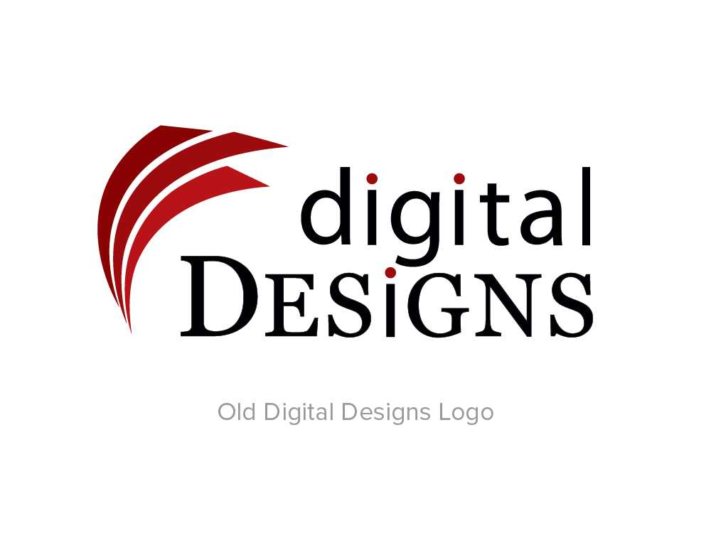 Old Digital Designs Logo
