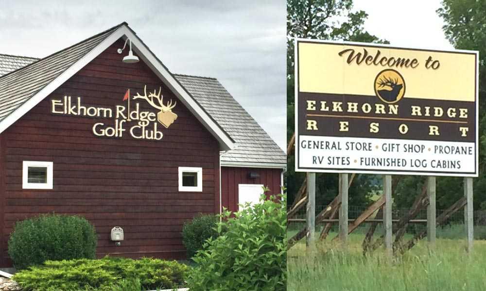 Elkhorn Ridge old branding