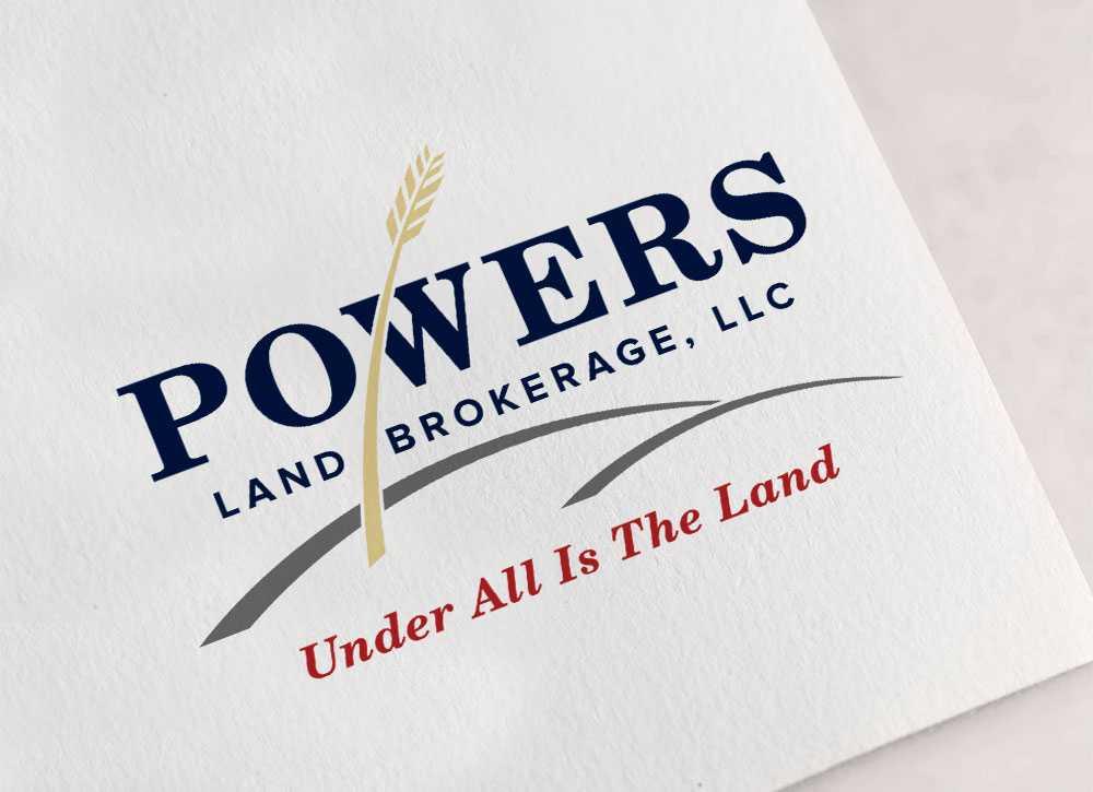Powers Land Brokerage logo