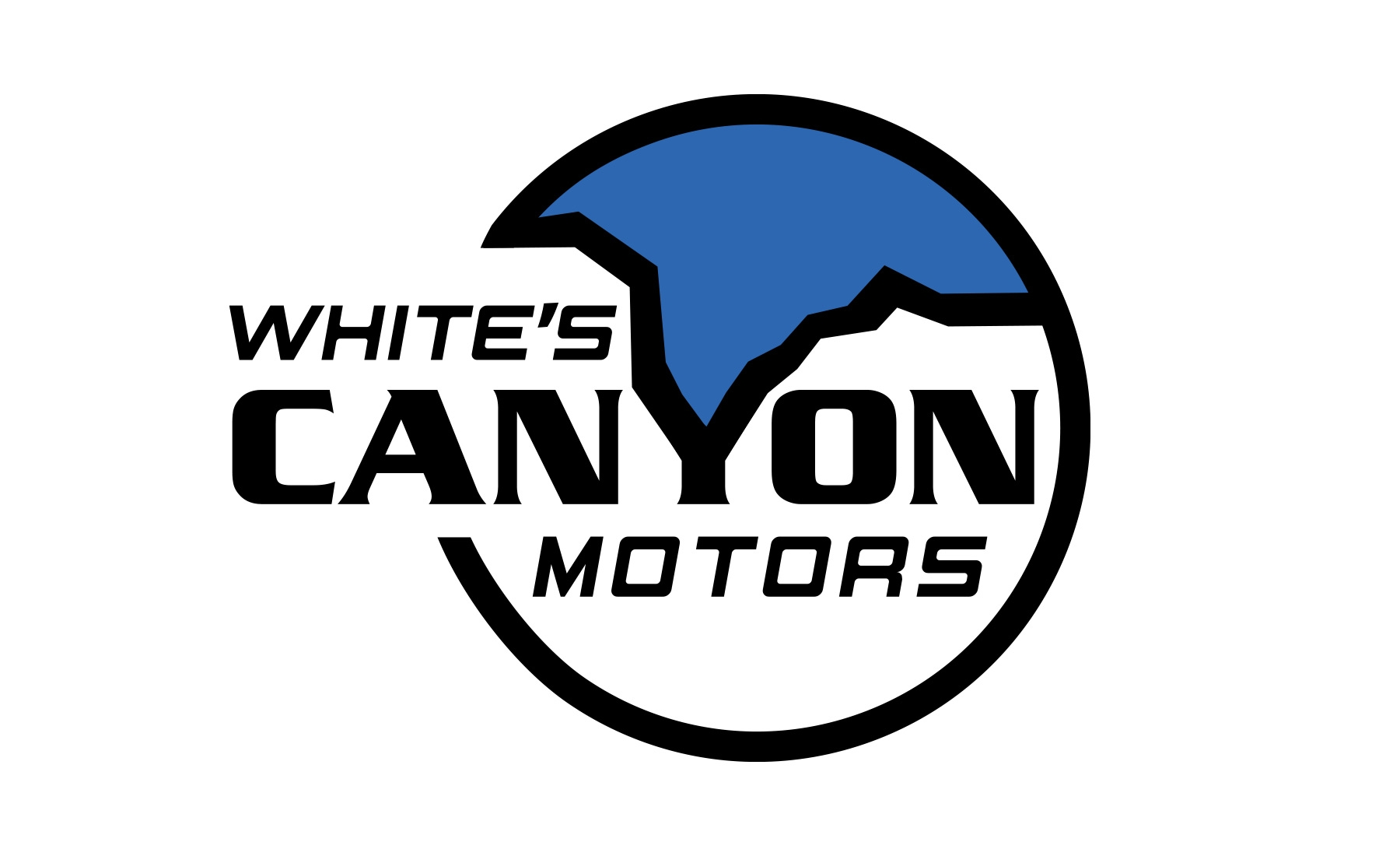 White's Canyon Motors logo