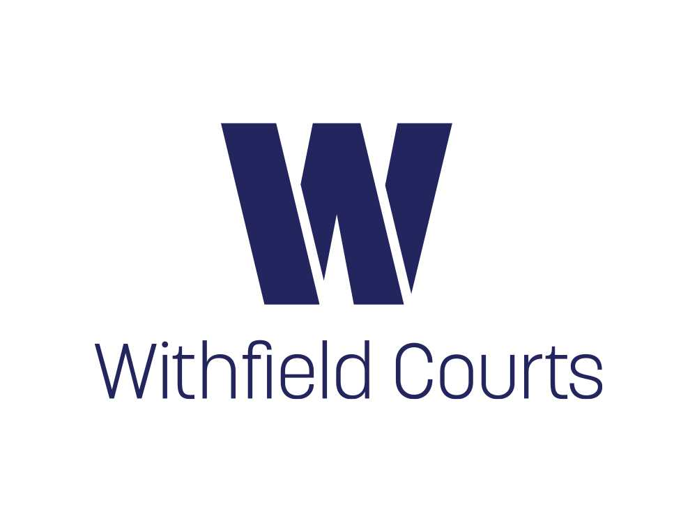 Withfield Courts logo in color